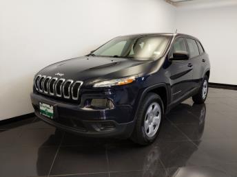 2014 Jeep Cherokee Sport - 1660014838