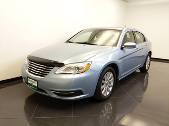 2012 Chrysler 200 Touring - 1660014887