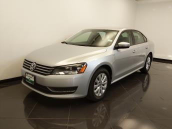 2013 Volkswagen Passat Wolfsburg Edition - 1660014929