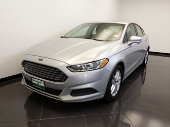 2016 Ford Fusion SE - 1660014949