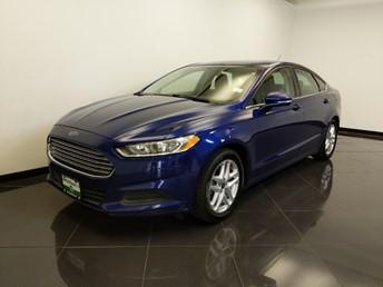 2013 Ford Fusion SE - 1660014981