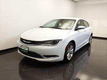 2015 Chrysler 200 Limited - 1660014985