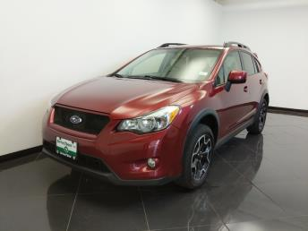 2014 Subaru XV Crosstrek Limited - 1660015012