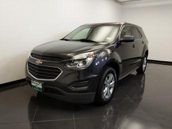 2016 Chevrolet Equinox LS - 1660015017