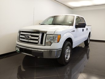 2010 Ford F-150 SuperCrew Cab XLT 5.5 ft - 1660015036