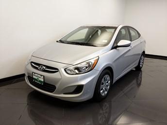 Used 2017 Hyundai Accent