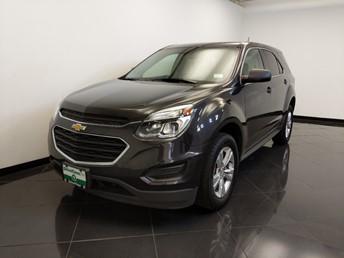 2016 Chevrolet Equinox LS - 1660015100