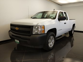 2013 Chevrolet Silverado 1500 Extended Cab Work Truck 6.5 ft - 1660015105