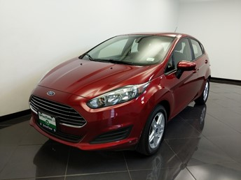 2017 Ford Fiesta SE - 1660015129