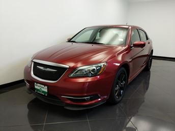2013 Chrysler 200 Limited - 1660015135