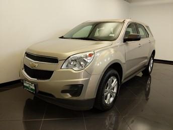 2012 Chevrolet Equinox LS - 1660015146