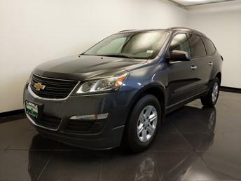 2013 Chevrolet Traverse LS - 1660015148