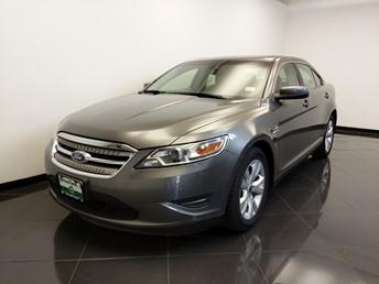 2012 Ford Taurus SEL - 1660015151