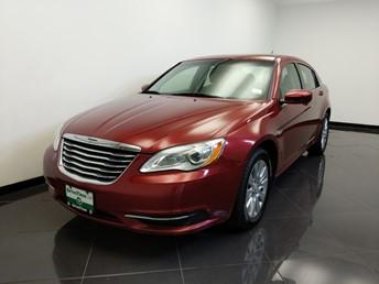 2014 Chrysler 200 LX - 1660015172