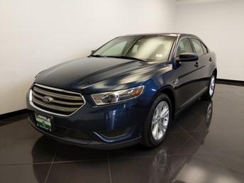 2016 Ford Taurus SE - 1660015175