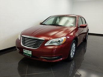 2013 Chrysler 200 Touring - 1660015194
