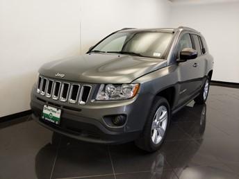 2012 Jeep Compass Latitude - 1660015227