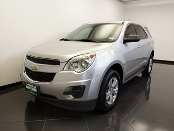 2013 Chevrolet Equinox LS - 1660015252