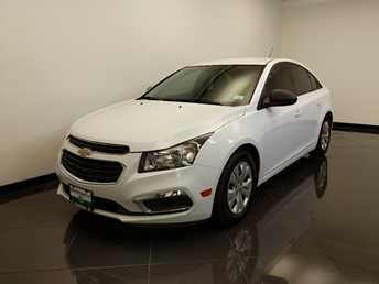2016 Chevrolet Cruze Limited LS - 1660015253