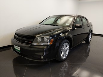 Used 2014 Dodge Avenger