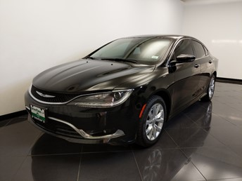 2015 Chrysler 200 200C - 1660015314