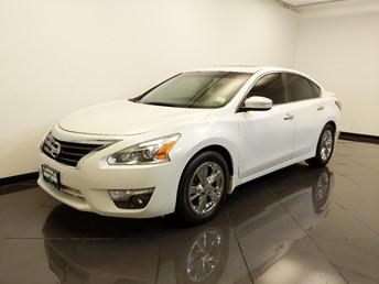 2013 Nissan Altima 2.5 SL - 1660015338