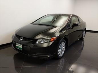 2012 Honda Civic EX - 1660015342