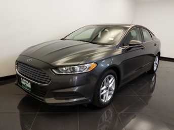 2016 Ford Fusion SE - 1660015358