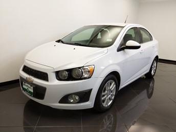 2014 Chevrolet Sonic LT - 1660015398