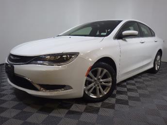 2015 Chrysler 200 - 1670005234