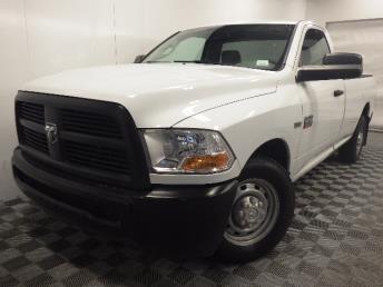 2012 Dodge Ram 2500 - 1670005312