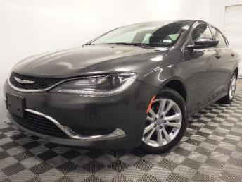 2015 Chrysler 200 - 1670005379