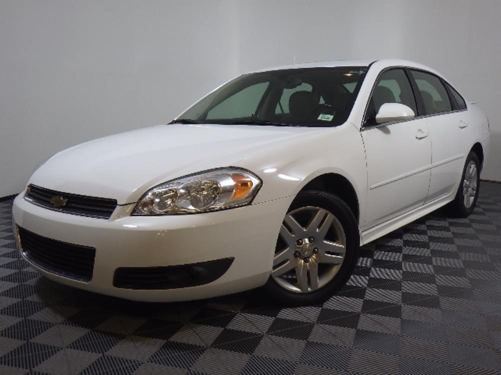 2011 Chevrolet Impala For Sale In Chicago 1670005409