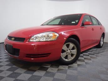 2010 Chevrolet Impala - 1670005463