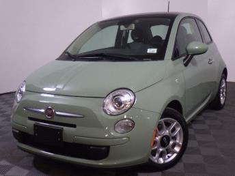 2013 FIAT 500 - 1670005784
