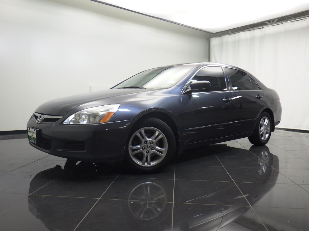 2007 Honda Accord - 1670006400