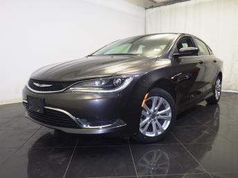 2016 Chrysler 200 - 1670006532