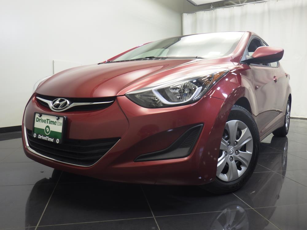 2016 Hyundai Elantra - 1670006923