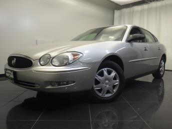 Used 2007 Buick LaCrosse