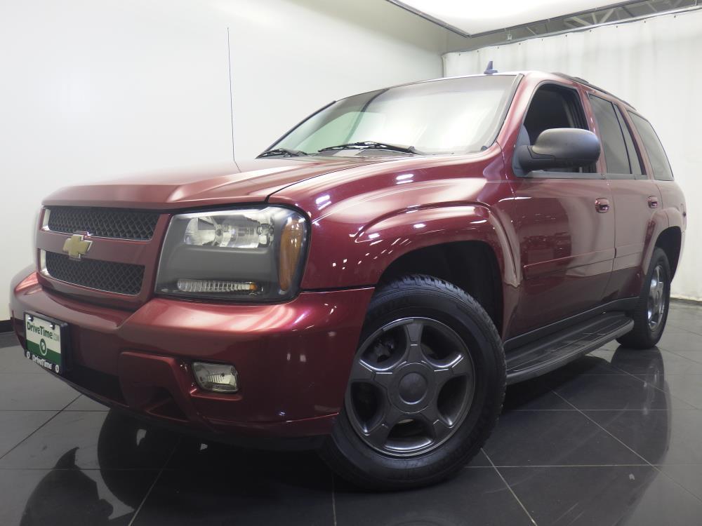 2008 Chevrolet TrailBlazer - 1670007412