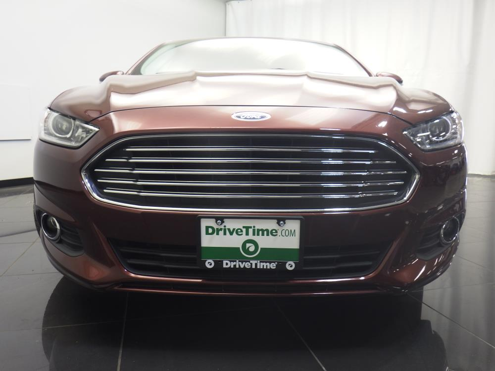 2015 Ford Fusion SE - 1670007503
