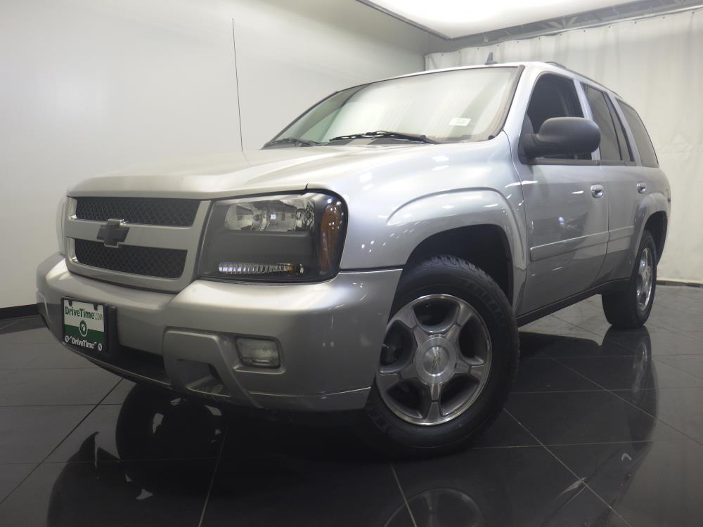 2008 Chevrolet TrailBlazer - 1670007526