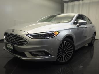 2017 Ford Fusion - 1670007655