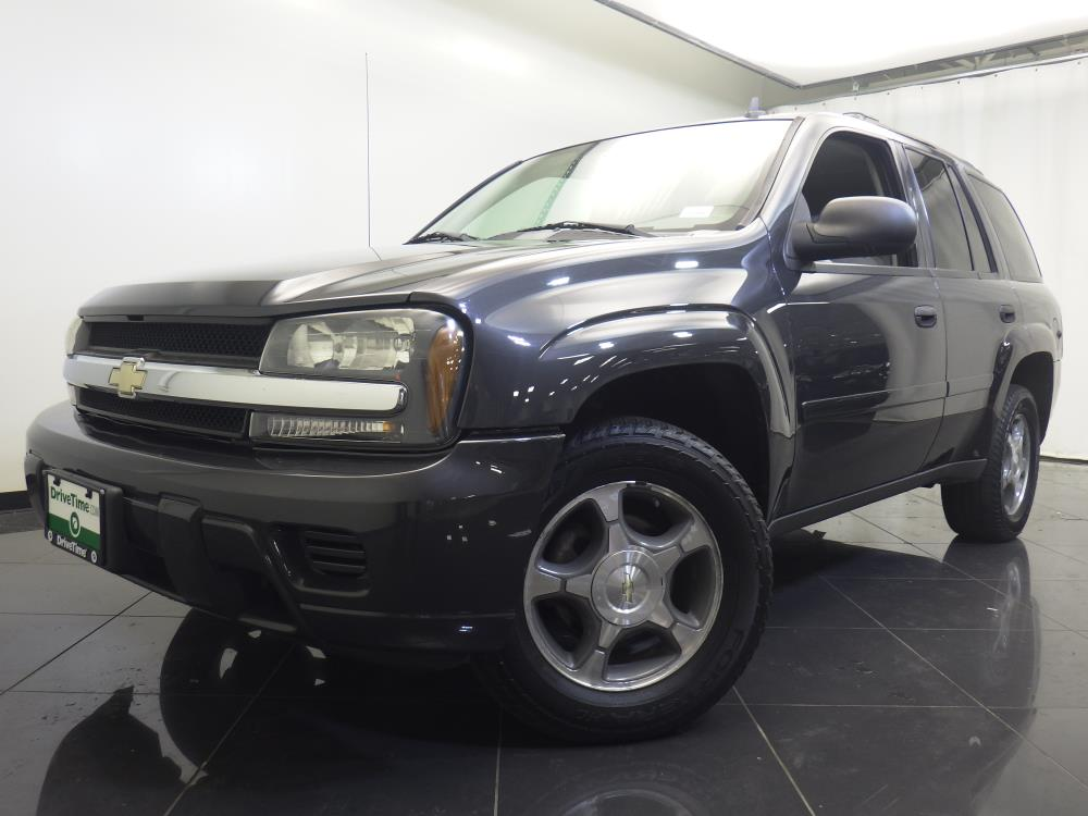 2007 Chevrolet TrailBlazer - 1670007704