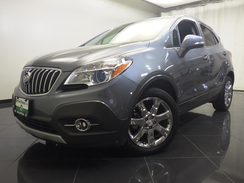 2014 Buick Encore Leather - 1670007896