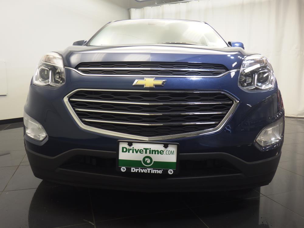 2016 Chevrolet Equinox LT - 1670007901
