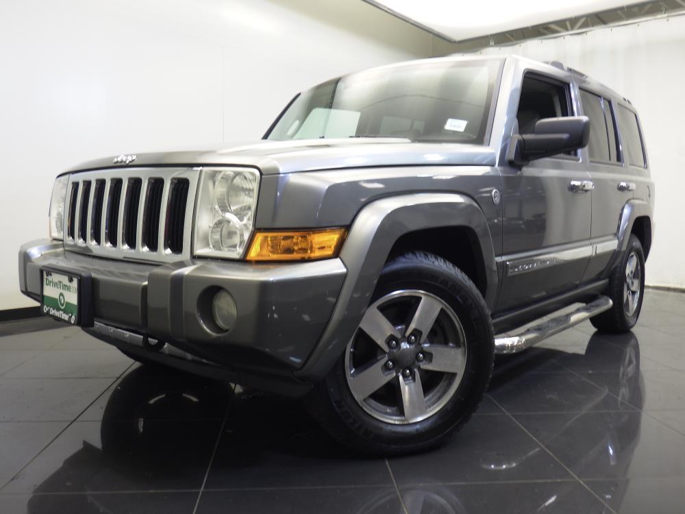 2007 Jeep Commander - 1670007903