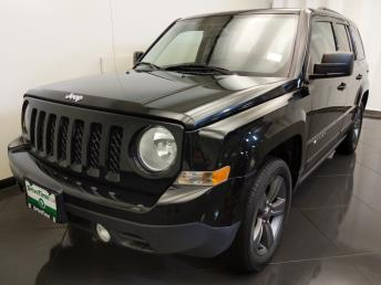 2015 Jeep Patriot High Altitude Edition - 1670007928