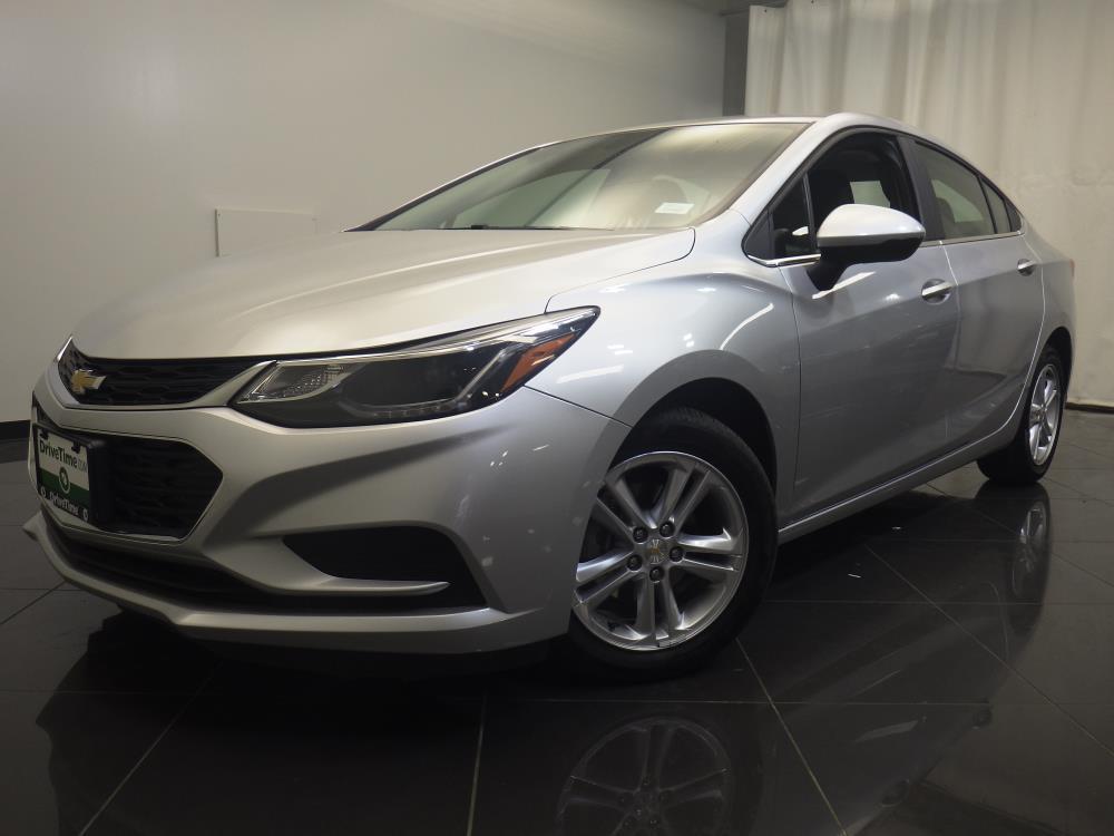 2017 Chevrolet Cruze LT - 1670007934