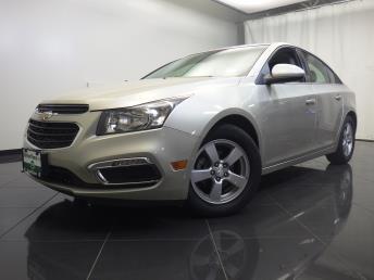 2016 Chevrolet Cruze Limited 1LT - 1670007965